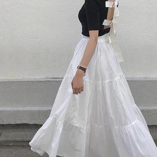 メゾンドリーファー(Maison de Reefur)の新品 フレアスカート(ロングスカート)