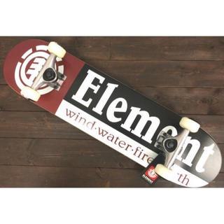 エレメント コンプリート スケートボード スケボー ELEMENT ズーヨーク