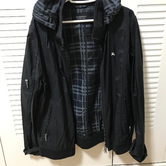 BURBERRY BLACK LABEL(バーバリーブラックレーベル)のナイロンジャケット メンズのジャケット/アウター(ナイロンジャケット)の商品写真