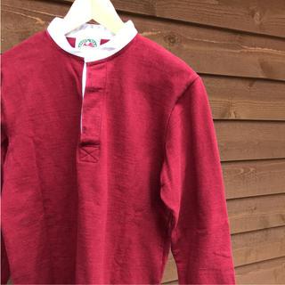 バーバリアン(Barbarian)のバンドカラー BARBARIAN ラガーシャツ(ポロシャツ)