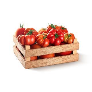 赤トマト種子 2種(パルマ+レッドペアー)計10粒(野菜)