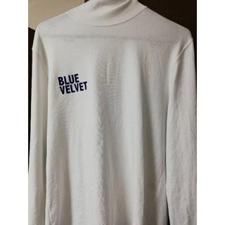 クリスチャンダダ(CHRISTIAN DADA)のChristian DADA ロングTシャツ Blue VELVET(Tシャツ/カットソー(七分/長袖))