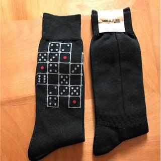 コムサメン(COMME CA MEN)のコムサ メンズ 靴下 2足(ソックス)