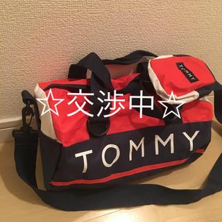 トミーヒルフィガー(TOMMY HILFIGER)のトミー・ヒルフィガー ドラムバック(ドラムバッグ)