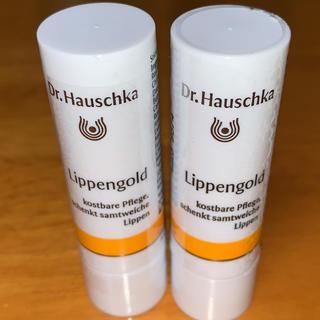 ドクターハウシュカ(Dr.Hauschka)のDr.ハウシュカ リップクリーム2本セット(リップケア/リップクリーム)