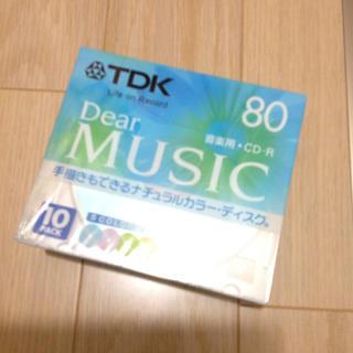ティーディーケイ(TDK)の音楽用録音CD-R (その他)
