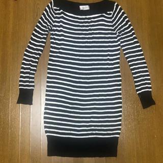 クローズアップ(CLOSE-UP)のボーダーロンT同梱無料(Tシャツ(長袖/七分))