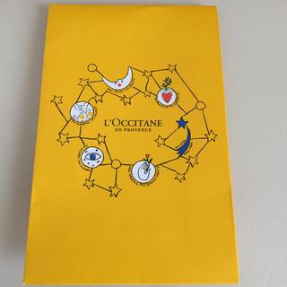 ロクシタン(L'OCCITANE)のロクシタン ラッピング袋(ラッピング/包装)