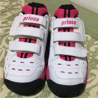 プリンス(Prince)のプリンス テニスシューズ 20.0〜20.5(シューズ)