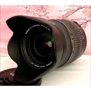 タムロン(TAMRON)のキャノン用❤️超広角〜超望遠までこれ一本❤️タムロン 28-300mm(レンズ(ズーム))
