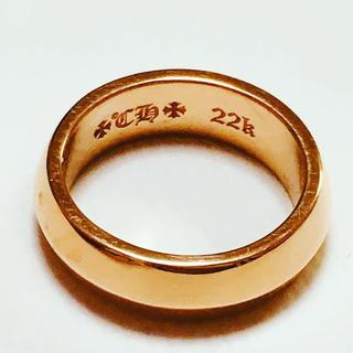 クロムハーツ(Chrome Hearts)のクロムハーツ 22k (リング(指輪))