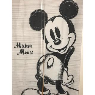 ミッキーマウス(ミッキーマウス)のミッキーマウス のれん (のれん)