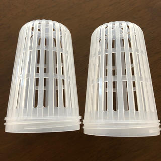 ムジルシリョウヒン(MUJI (無印良品))の無印  麦茶 冷水等 お茶パック入れ のみ 2つセット(容器)