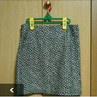 エムケーミッシェルクラン(MK MICHEL KLEIN)のMKミニスカート(ミニスカート)