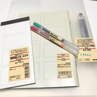 MUJI (無印良品) - 無印良品 5点セット