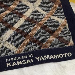 カンサイヤマモト(Kansai Yamamoto)のタオルハンカチ✨Kansai Yamamoto(ハンカチ/ポケットチーフ)