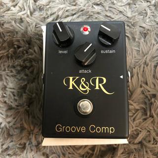 K&R グルーヴコンプ(ベースエフェクター)