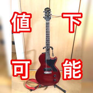 エピフォン(Epiphone)のGibson Les Paul junior レスポールジュニア エレキギター(エレキギター)