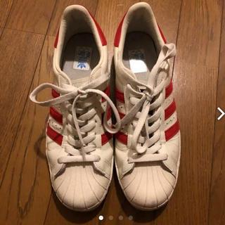 アディダス(adidas)のadidas スーパースター 26センチ(スニーカー)