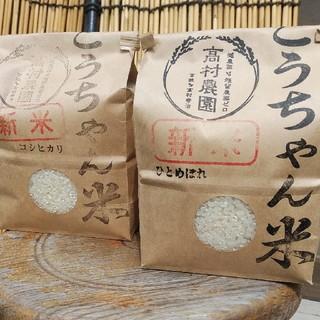 新米 3種 食べ比べセット(米/穀物)