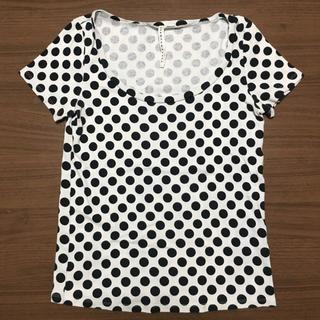 スナオクワハラ(sunaokuwahara)のスナオクワハラ★ドットTシャツ(Tシャツ(半袖/袖なし))