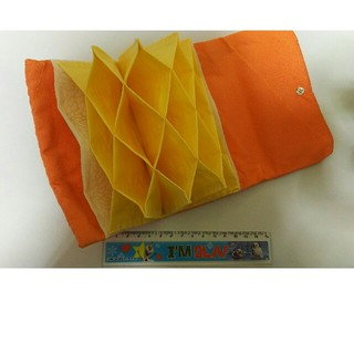 蛇腹カードケース 着物リメイク(キーケース/名刺入れ)