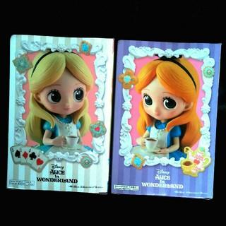 Disney - アリス 全2種セット 「ディズニー」 Q posket SUGIRLY
