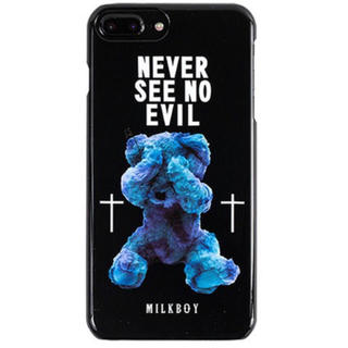 ミルクボーイ(MILKBOY)の【新品未使用】MILKBOY iPhoneケース(iPhoneケース)