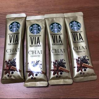 スターバックスコーヒー(Starbucks Coffee)のCHAI (茶)