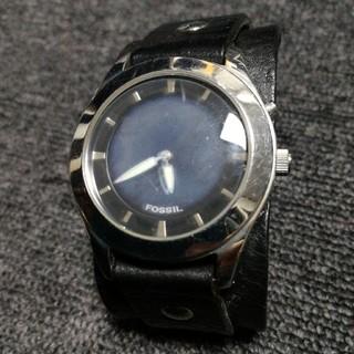 フォッシル(FOSSIL)のFOSSIL 腕時計 ジャンク扱い(腕時計(アナログ))