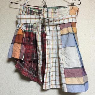 ノゾミイシグロ(NOZOMI ISHIGURO)のノゾミイシグロ スカート(ひざ丈スカート)