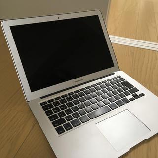 マック(Mac (Apple))のMacBookAir 13インチ 2015 early 4GB(ノートPC)