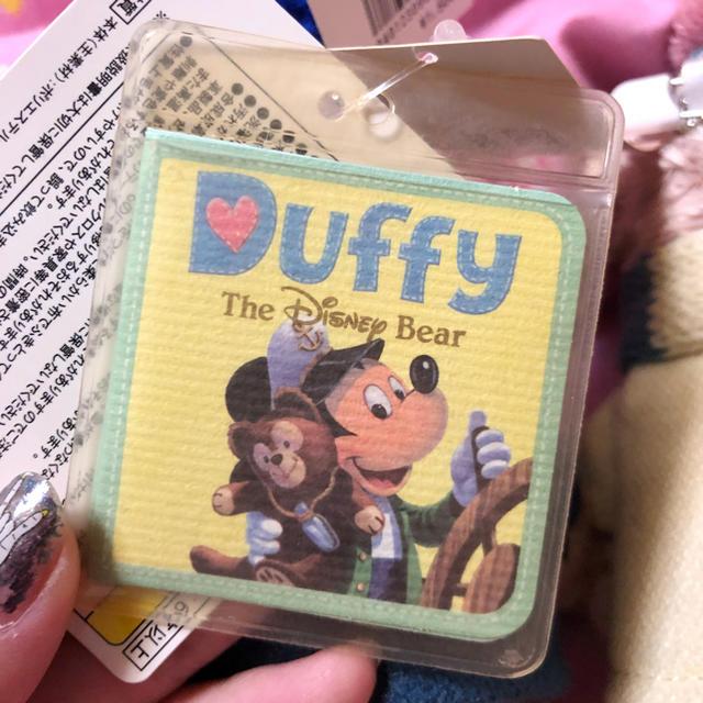 Disney(ディズニー)のダッフィーシェリーメイ2012年冬 エンタメ/ホビーのおもちゃ/ぬいぐるみ(キャラクターグッズ)の商品写真