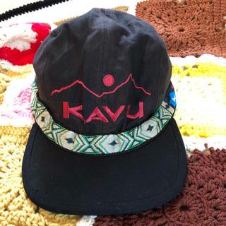 カブー(KAVU)のKAVU(キャップ)