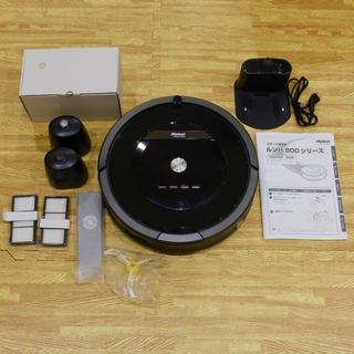 アイロボット(iRobot)のルンバ880(ジャンク品)(掃除機)