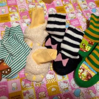 キッズズー(kid's zoo)のベビー 靴下(靴下/タイツ)