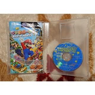 ニンテンドーゲームキューブ(ニンテンドーゲームキューブ)のマリオパーティ7(家庭用ゲームソフト)