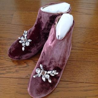 ザラ(ZARA)の♡新品♡ Zara Girls アンクルブーツ 27(16.8cm)(ブーツ)