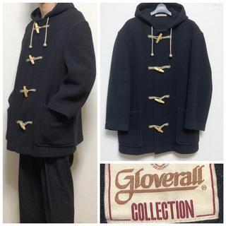 グローバーオール(Gloverall)のUSED GLOVERALL ダッフルコート 旧タグ England製(ダッフルコート)