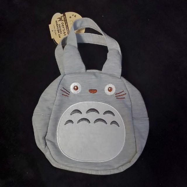 トトロのミニバック エンタメ/ホビーのおもちゃ/ぬいぐるみ(キャラクターグッズ)の商品写真