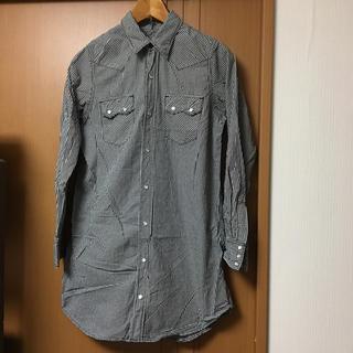 ディーエムジー(D.M.G)のドミンゴ  ロングシャツ(シャツ/ブラウス(長袖/七分))