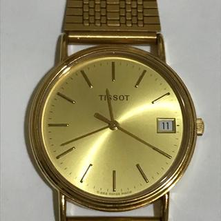 ティソ(TISSOT)のTISSOT ティソ メンズ クォーツ  腕時計 ジャンク クリスタル(腕時計(アナログ))