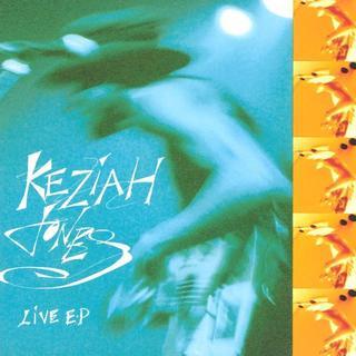 Keziah Jones / Live EP(ブルース)