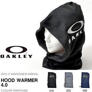 Oakley - 新品未使用 OAKLEY オークリー フードウォーマー フェイスマスク 防寒