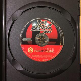 ニンテンドーゲームキューブ(ニンテンドーゲームキューブ)の大乱闘スマッシュブラザーズDX(家庭用ゲームソフト)