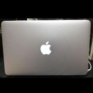 マック(Mac (Apple))のMac Book Air 11inch 美品(ノートPC)
