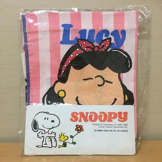 スヌーピー(SNOOPY)のスヌーピー★SNOOPY★ レア!ビンテージ★のれん♪暖簾(のれん)