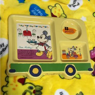 ディズニー(Disney)のキッズプレート ディズニーシー購入品♡(プレート/茶碗)