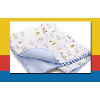 ◇ 本日限り ◇ 防水シーツ ベビー 赤ちゃん  おねしょ 綿100% 丸洗い可(敷パッド)