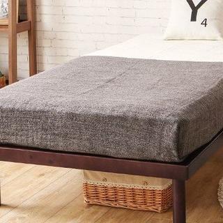シングルベッド すのこベッド 木製 ベッドフレーム Cuenca Sサイズ(すのこベッド)